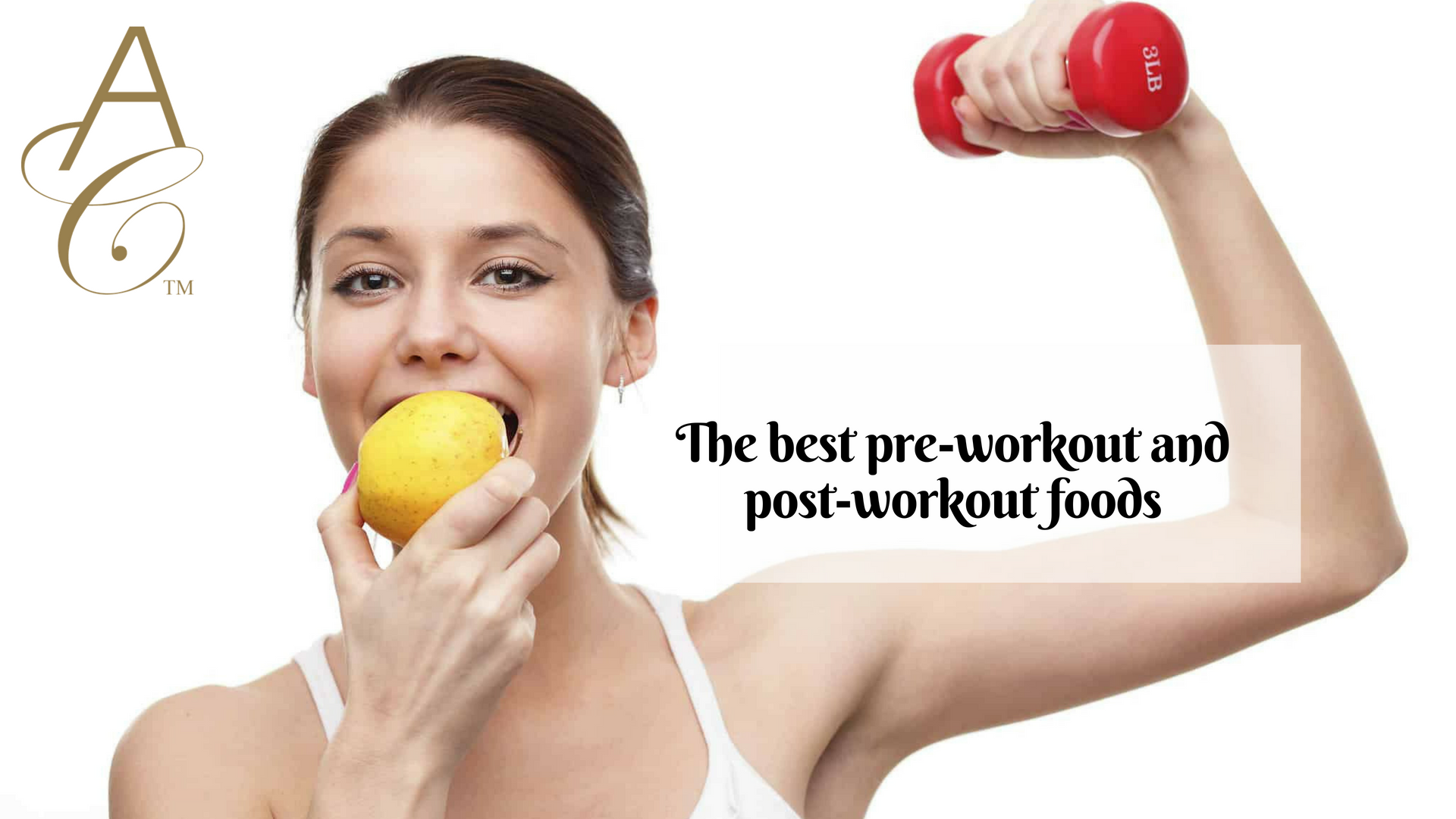 The best pre-workout and post-workout foods