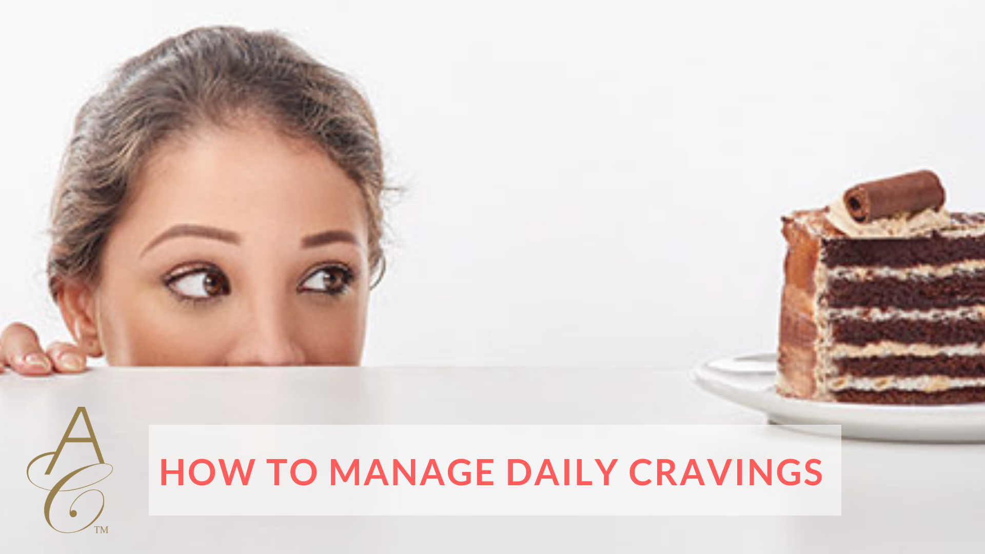 How to manage daily cravings