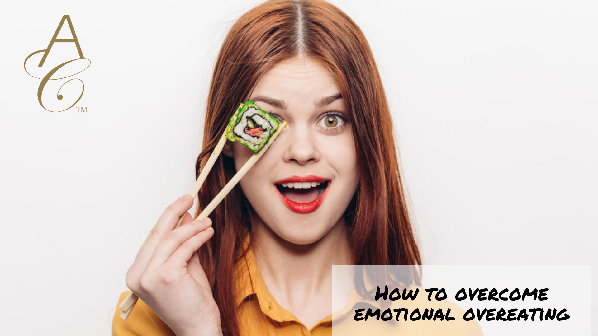 How to overcome emotional overeating
